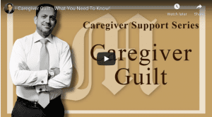 caregiver guilt