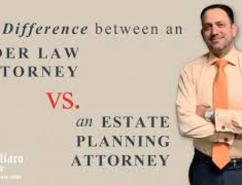 The Difference Between An Elder Law Attorney And An Estate Planning Attorney