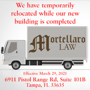 mortellaro address change